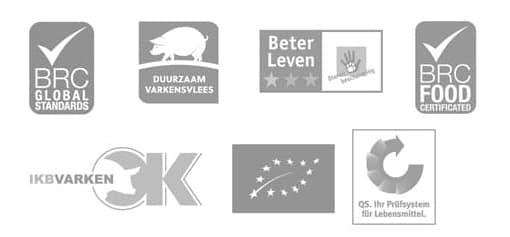 BRC Global Standards, IKB Varken, HACCP WCS, Beter Leven