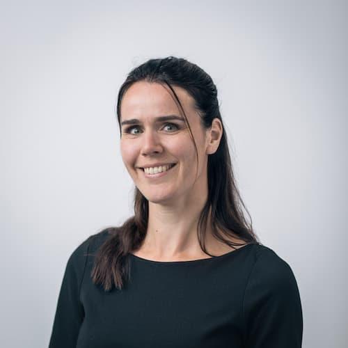 Mascha Abrahamsen - QESH Medewerker